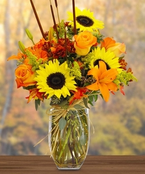 Autumn Expressions from Lewis Florist in Grayslake, IL