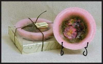 CHERRY BLOSSOM REGULAR WAX POTTERY® VESSEL from Lewis Florist in Grayslake, IL