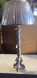 french Candle Stick Lamp from Lewis Florist in Grayslake, IL