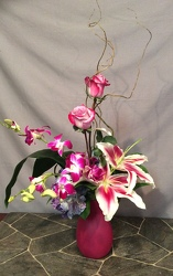 High Style Bliss from Lewis Florist in Grayslake, IL