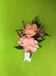 Classy Peach Hydrangea from Lewis Florist in Grayslake, IL