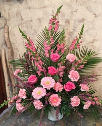 Lovely Pink Shades from Lewis Florist in Grayslake, IL