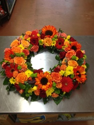 Fall Brilliance from Lewis Florist in Grayslake, IL