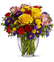 Brighten Your Day from Lewis Florist in Grayslake, IL
