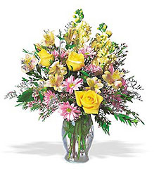 Wishing You Well from Lewis Florist in Grayslake, IL