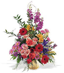Vibrant Expressions from Lewis Florist in Grayslake, IL