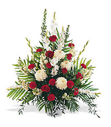 Cherished Moments Arrangement from Lewis Florist in Grayslake, IL