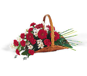 Basket of Comfort from Lewis Florist in Grayslake, IL