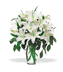 White Elegance from Lewis Florist in Grayslake, IL